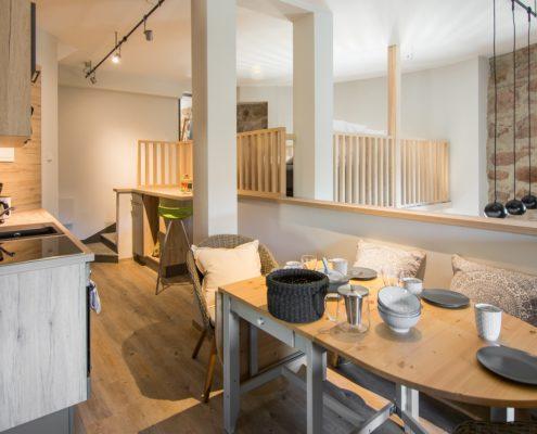 Wohnbereich Wellness Suite